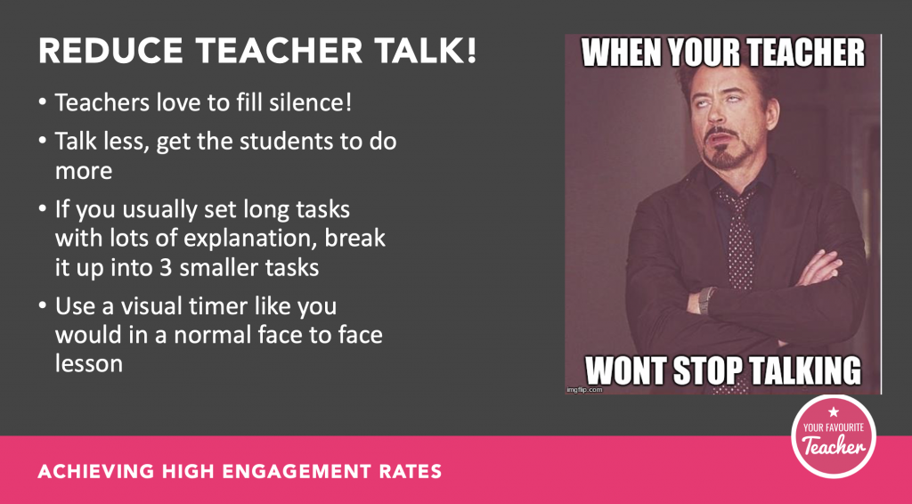 Teaching CPD