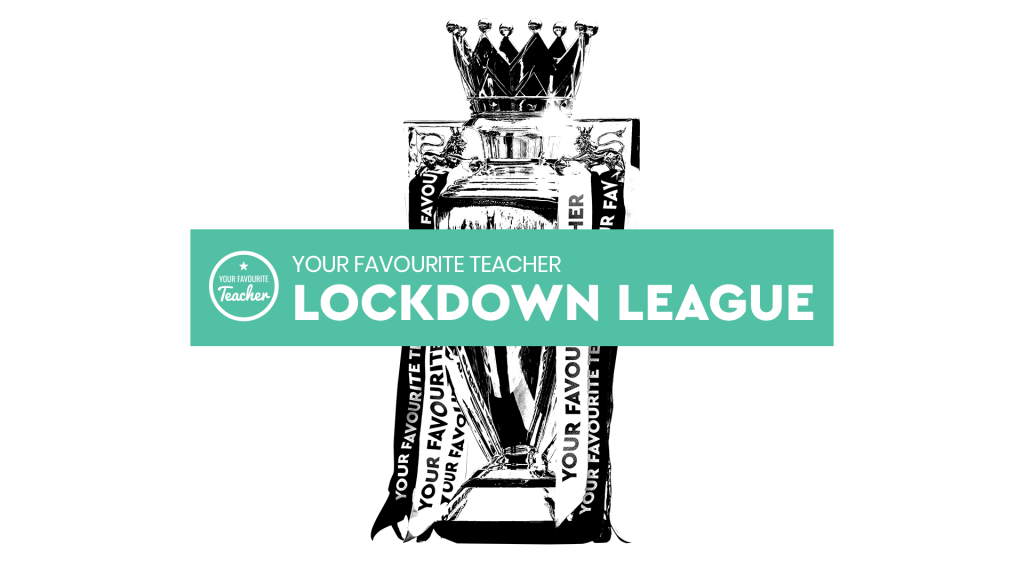 lockdown league competition