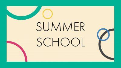 Summer School Course image